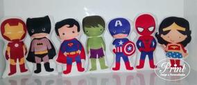 Almofadas Personalizadas Vingadores The Avengers (20)