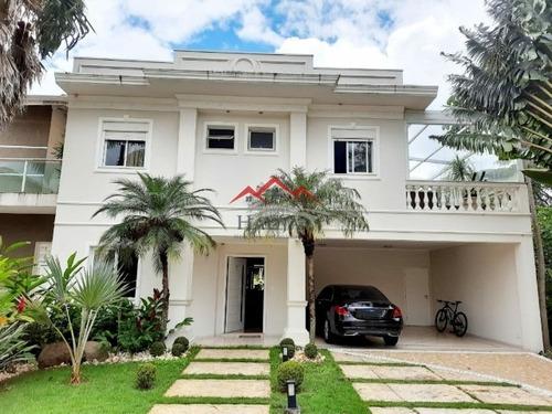 Imagem 1 de 30 de Casa A Venda Residencial Village Das Flores, Jardim Novo Mundo , Jundiaí - Ca00413 - 69268484