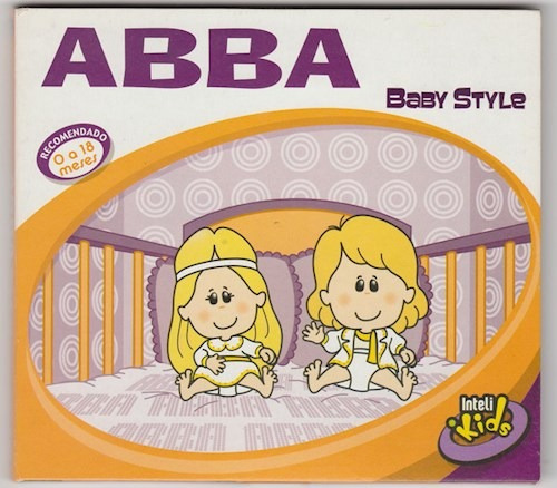 Abba Baby Style - Abba Baby Style (cd)