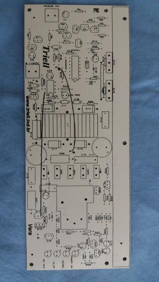 Placa Amplificador Lisa