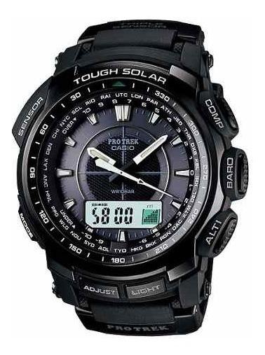 Reloj Protrek Hombre Negro Prg-510-1dr