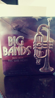 Cds Big Bands Music From The War.
