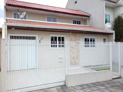 Casa Com 3 Dormitórios À Venda, 150 M² - Afonso Pena - São José Dos Pinhais/pr - Ca0125 - 34779243
