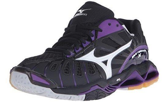 Zapatillas De Voleibol Mizuno Wave Tornado X Para Mujer