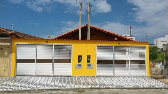 Casas Para Temporada 40 Mts Da Praia, Bal. Agenor De Campos