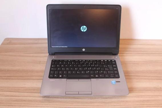 Notebook Hp Probook 640 G1 Core I7 4600m 8gb 500gb 14