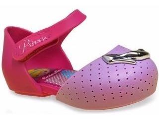 Sapatilha Princesas Disney Baby Lilas/rosa - 21425