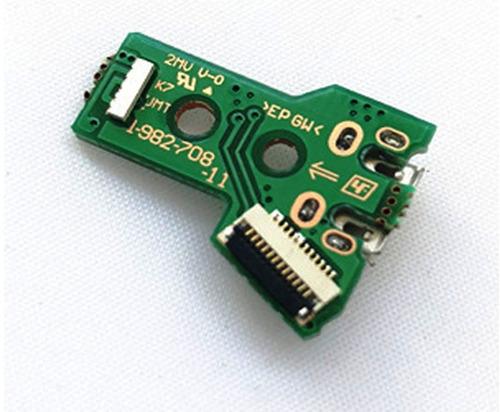 Conector O Pn De Carga Joystick Ps4 12 Pines Jds-050/055
