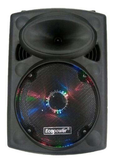 Caja Amplificadora 15 Pulgadas Ecopower Bluetooth