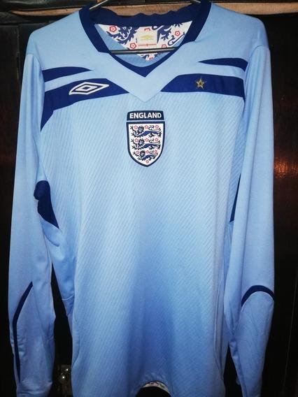 Camiseta Arquero Selección Inglaterra 2008