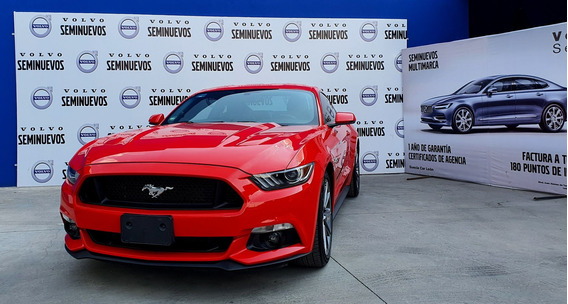 Ford Mustang 2017 5.0 V8 Gt Mt