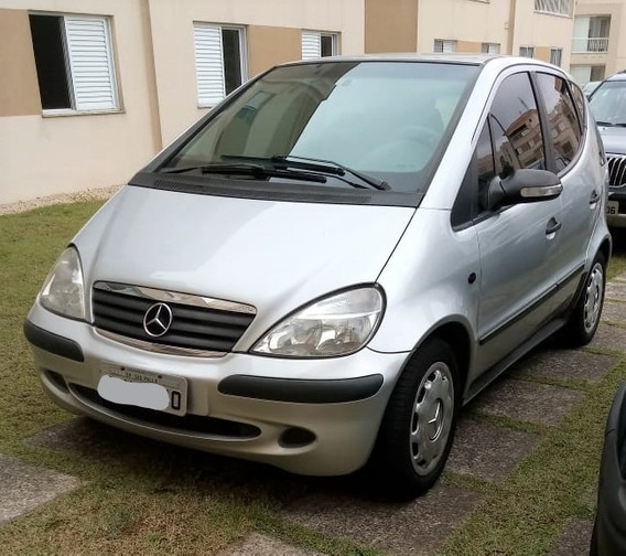 Carro De Colecionador - Class A 2005 - Prata - Gnv - 14.700