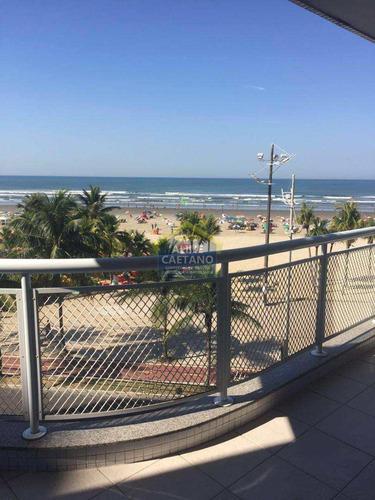 Apto. 2 Dorms, Tupi, Praia Grande - R$ 742 Mil - Vact282