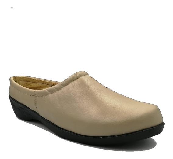 Zapato Sueco 100% Piel 22-27 Unisex.