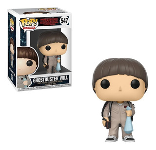 Funko Pop Television Stranger Things Will Ghostbusters