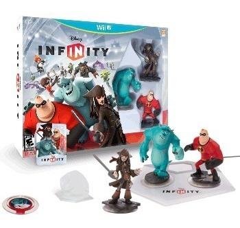 Disney Infinity Juego Original Sellado Wii U Wiiu