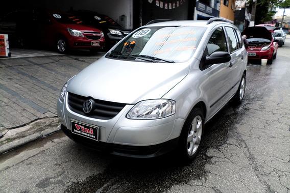 Volkswagen Spacefox 1.6 Comfortline Total Flex 2008/2008