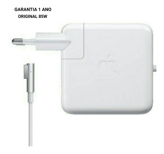 Carregador Apple Macbook Magsafe 85w Original 100%