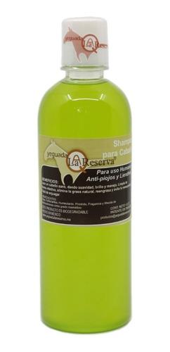 Imagen 1 de 5 de  Shampoo Antipiojos Y Liendes Yeguada La Reserva Muy Eficaz