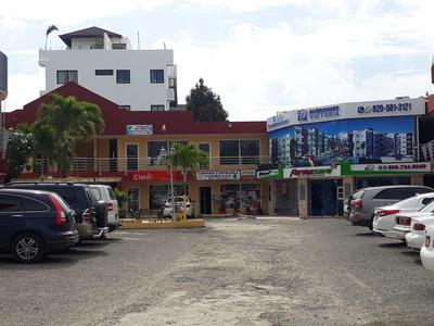 Local Comercial De 73 M2 En Santiago. Rep. Dom. Id-1523