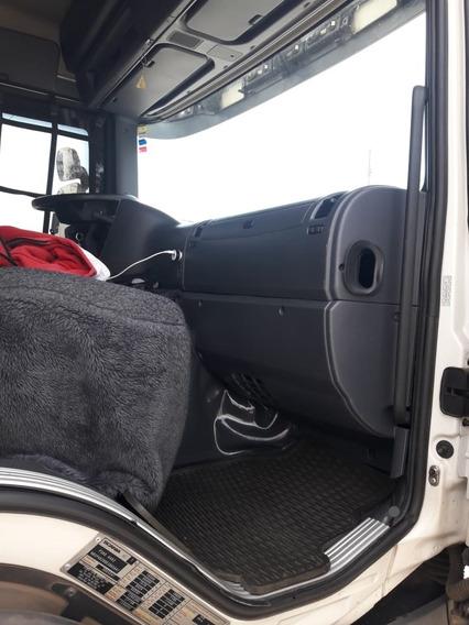 Scania P 340 Ano 2011 6 X 2 Revisado Único Dono