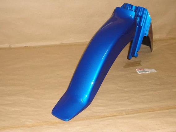 Paralama Dianteiro Azul Yamaha Crypton 2001 Original
