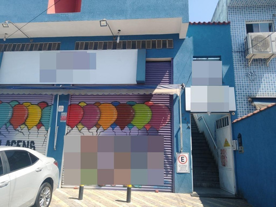 Sala Para Alugar, 40 M² Por R$ 900/mês - Jardim Cumbica - Guarulhos/sp - Cód. Sa0556 - Sa0556