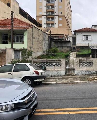 Imagem 1 de 1 de Terreno À Venda, 500 M² Por R$ 990.000,00 - Santa Maria - São Caetano Do Sul/sp - Te0083