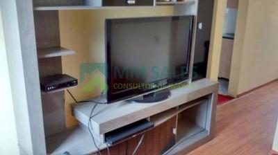 Apartamento, Todo Mobiliado, 2 Dormitórios, Artur Alvim - São Paulo/sp - 578
