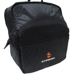 Bag Extra Luxo Acordeon 48 Baixos Almofadada Nylon 70 Capa