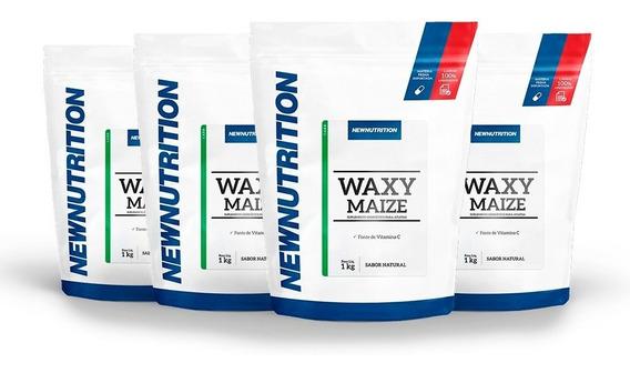 Combo 4 Waxy Maize 1kg Newnutrition