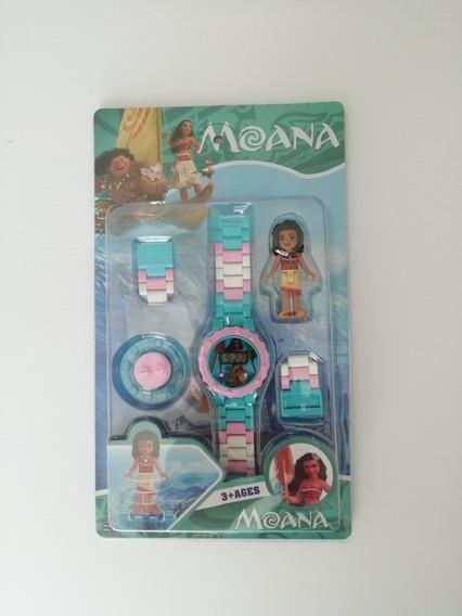 Reloj Para Niña De Personaje Moana