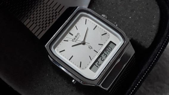 Relógio Casio Aq 330 (japan) - Lindo !