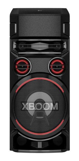 Caixa De Som Acústica LG Xboom Rn7 Bluetooth Usb Bivolt