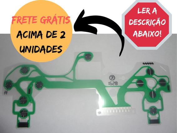 Película Jdm-040 Para Controle De Ps4 Filme Manta Cabo Flex
