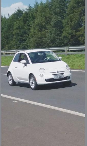 Fiat 500 1,4 Impecável. Vendo Ou Troco