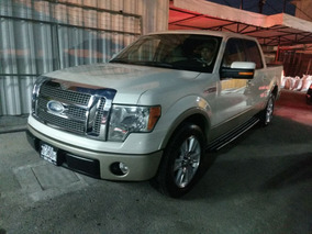 Ford Lobo 2009 Doble Cabina