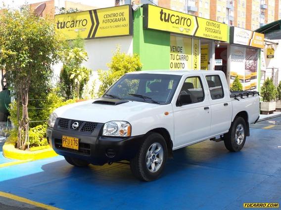 Nissan Frontier 2.5 Mt 4x2 Diesel