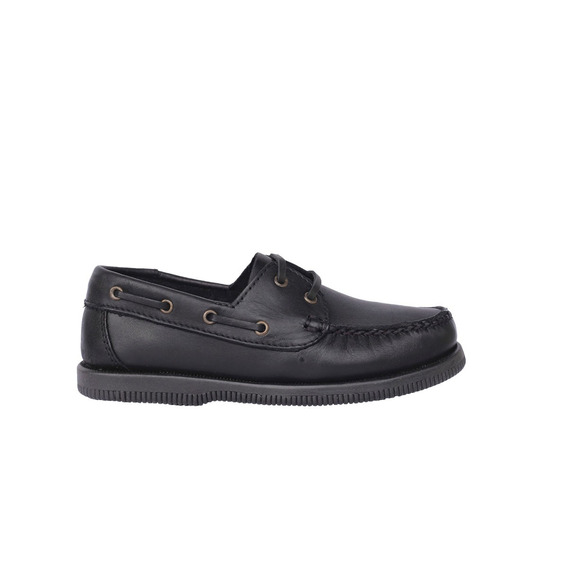 Zapatos Stork Tomas Nautico Cordon Colegial
