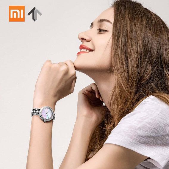 Xiaomi Twentyseventeen Cristal Cuarzo Reloj Muñeca Para Muje