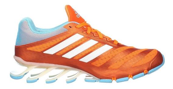 Tenis adidas Hombre Naranja Springblade Ignite M D69788