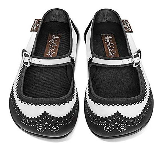 Zapatos Chocolaticas Para Niñas Y Dama Hot Chocolate Design