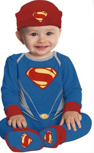 Pijama Bebé Superman Baby