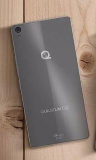 Tampa Traseira Quantum + Bateria + Pelicula