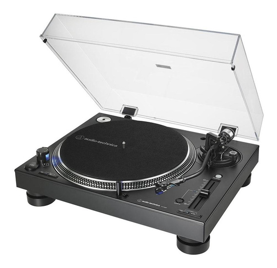 Toca-discos Audio-technica Pro At-lp140xp-bk (direct Drive)