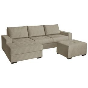 Excellent Sofa 3 Lugares American America Chaise Lado Esquerdo Puff Forskolin Free Trial Chair Design Images Forskolin Free Trialorg