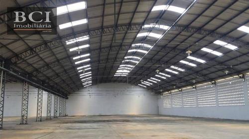 Galpão Para Alugar, 5.900m² Por R$ 60.000 + Taxas/mês - Distrito Industrial - Abreu E Lima/pe - Ga0168