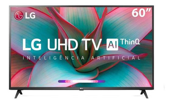 Smart Tv 4k 60 LG Led Uhd 60un7310psa Hdr 3 Hdmi 2 Usb