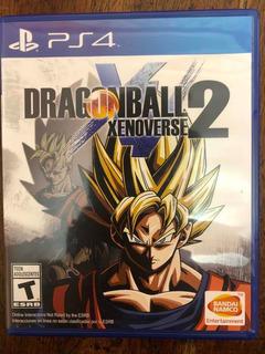 Juego Para Ps4 Dragonball Xenoverse 2