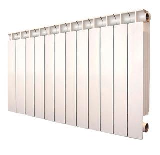 Radiador Peisa Tropical T500 12 Elementos Calefaccion Agua